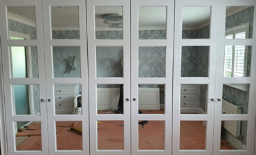 Fitted Bespoke Custom Design Wood Furniture Horndean